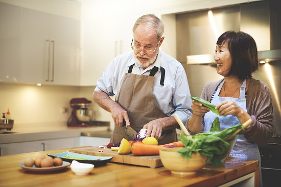 Nutrition and Hydration Eating Well to Prevent Falls