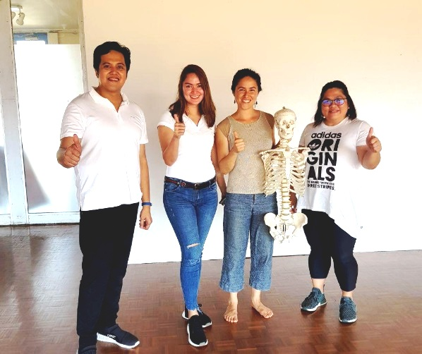 Kalinga team with Shona Lee